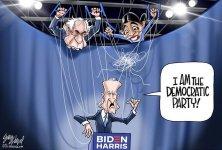 original_Bernie_Sanders_and_Alexandria_Ocasio-Cortez_AOC_are_pulling_Joe_Biden_puppet_strings.jpg